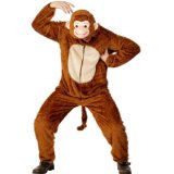 Adult Monkey Onesie