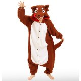 Wolf Onesie for adults or kids parties