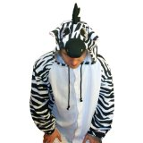 Zebra Onesie for adults and children