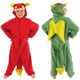 Dragon onesies for kids
