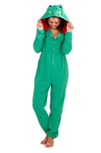 Frog Onesies for adults