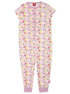 Hello Kitty onesie for girls