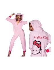 Women's Hello Kitty Onesies