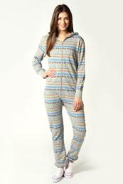 stripe onesie for women