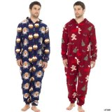 Onesies Christmas Men  sc 1 st  Onesie Zoo & Christmas Onesie and Costume Ideas