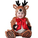 Reindeer onesies for kids and adults