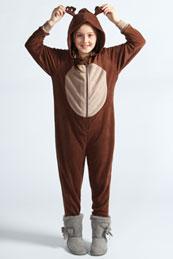 childrens size reindeer onesie raindeer