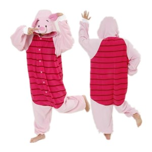 Piglet Onesie for Adults