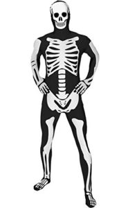 Skeleton Morphsuit Glow in Dark